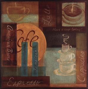 Cafe by Grace Pullen