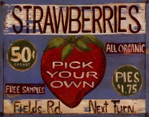 Fruit Stand III by Grace Pullen