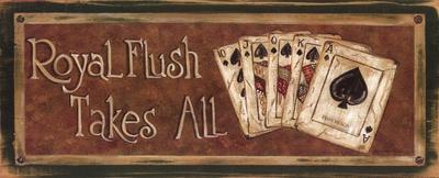 Royal Flush Takes All