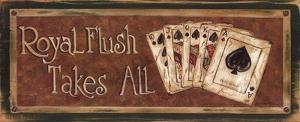 Royal Flush Takes All by Grace Pullen