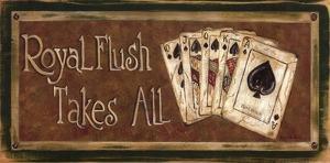 Royal Flush by Grace Pullen