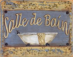 Salle De Bain by Grace Pullen