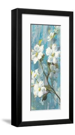Graceful Magnolia II Crop-Danhui Nai-Framed Art Print