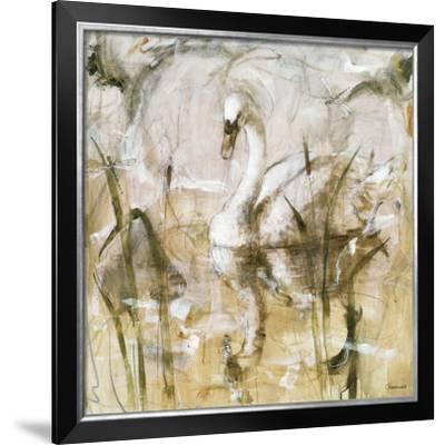 Graceful Melody-Francois Fressinier-Framed Art Print