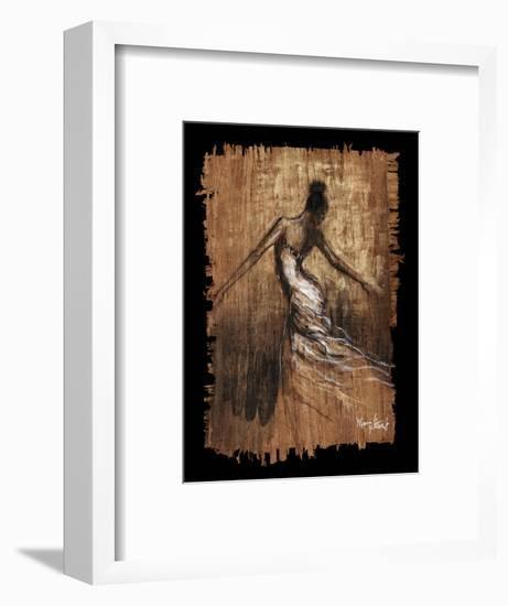 Graceful Motion III-Monica Stewart-Framed Art Print