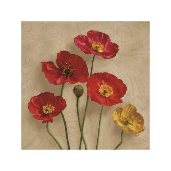 Graceful Spring I-Janel Pahl-Giclee Print