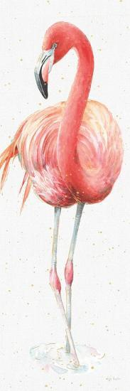 Gracefully Pink VI-Lisa Audit-Art Print
