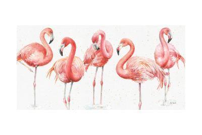 Gracefully Pink VIII-Lisa Audit-Art Print