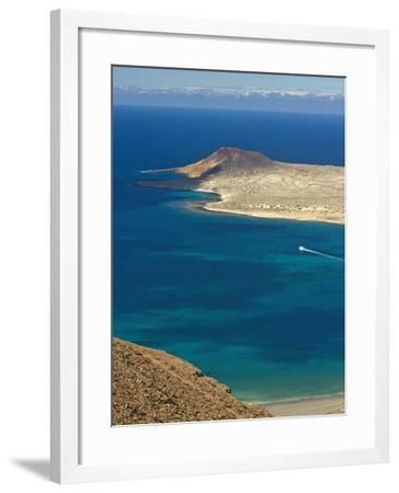 Graciosa Island, Canary Islands, Spain, Atlantic, Europe-Robert Francis-Framed Photographic Print
