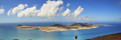 Graciosa Island Seen from the Mirador Del Rio, Lanzarote, Canary Islands-Mauricio Abreu-Photographic Print