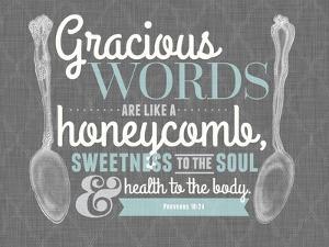 Gracious Words