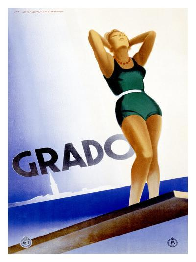 Grado-Marcello Dudovich-Giclee Print