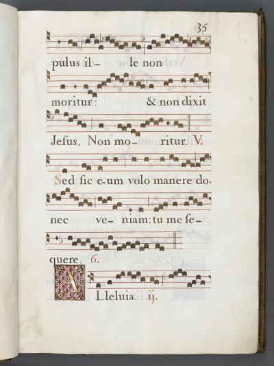 Graduale romanum, exécuté par P. Louis Blouin-J.B. de Bray-Giclee Print