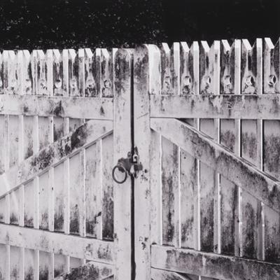 Closed Gate by Graeme Harris
