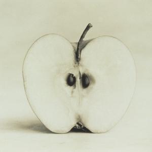 Halved Apple by Graeme Harris
