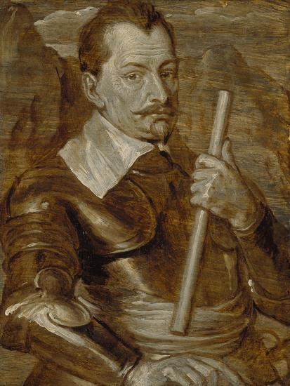 Graf Albrecht Von Wallenstein-Sir Anthony Van Dyck-Giclee Print
