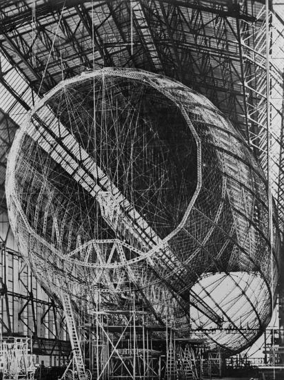 Graf Zeppelin--Photographic Print