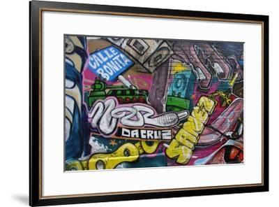 Graffiti #122--Framed Art Print