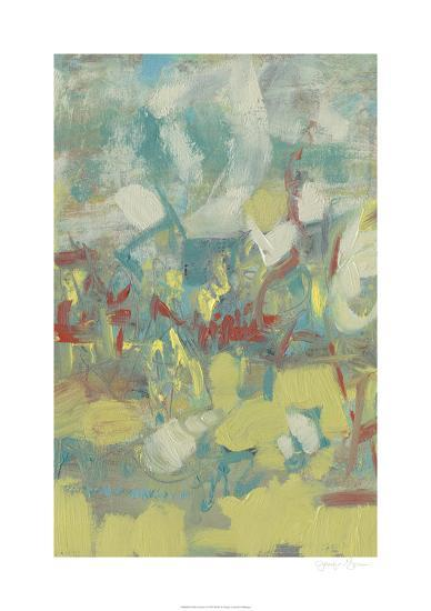 Graffiti Abstract I-Jennifer Goldberger-Limited Edition