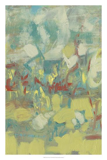 Graffiti Abstract I-Jennifer Goldberger-Premium Giclee Print