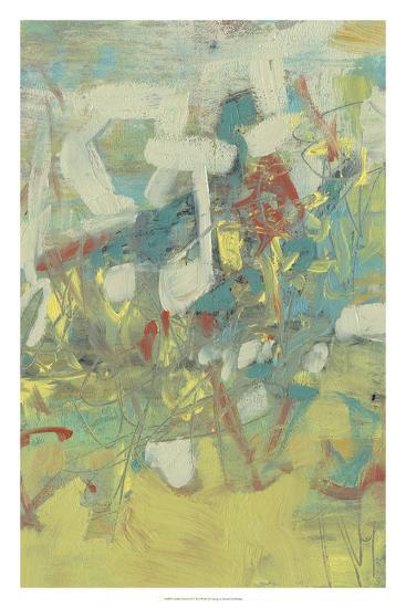 Graffiti Abstract II-Jennifer Goldberger-Premium Giclee Print