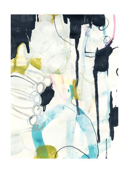 Graffiti Split I-June Vess-Art Print