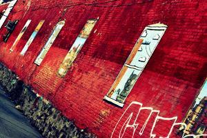 Graffiti Windows Brooklyn NY