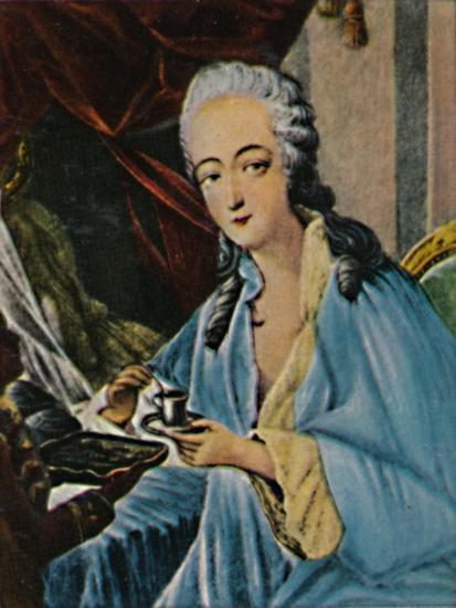 'Grafin Dubarry 1743-1793', 1934-Unknown-Giclee Print