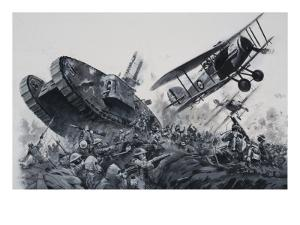 1918 by Graham Coton