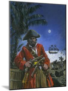 Captain Kidd by Graham Coton