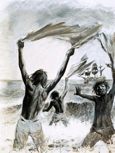 Castaways on Asuncion Island by Graham Coton