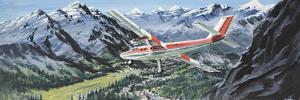 De Havilland Twin Otter by Graham Coton