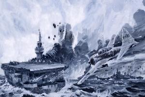 Kamikaze Attacks by Graham Coton
