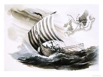 Captain Kidd-Graham Coton-Mounted Giclee Print
