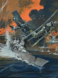 Naval Battle by Graham Coton