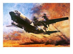 The Lockheed Hercules by Graham Coton