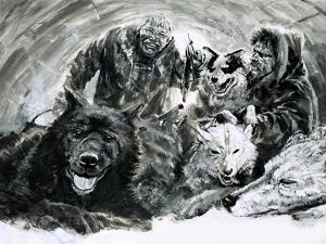 Vilhjalmar Stefansson Discovered Blond Eskimos by Graham Coton