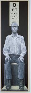 Blind Spot, 1978 by Graham Dean