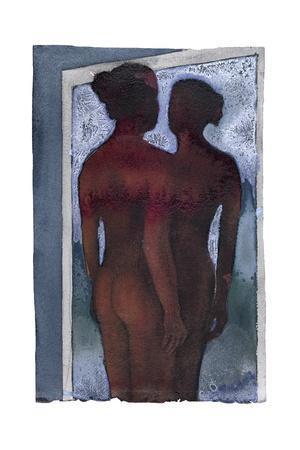 Small Blue Mirror, 2009