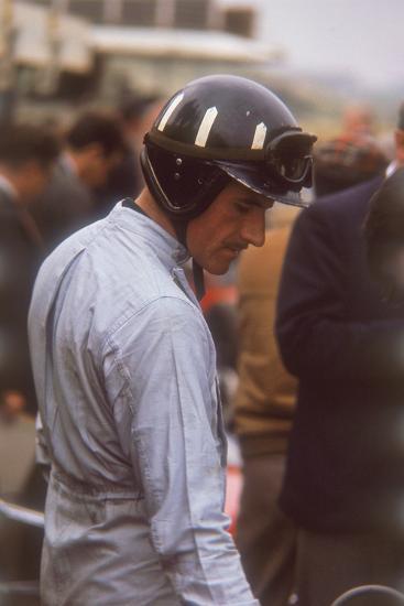 Graham Hill, Dutch Grand Prix, Zandvoort, 1964--Photographic Print