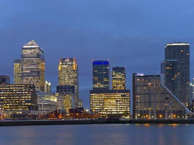 Canary Wharf, London Docklands, London, England, United Kingdom, Europe