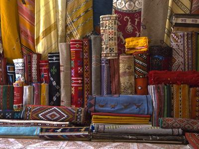 Quartier Habous, Casablanca, Morocco, North Africa, Africa
