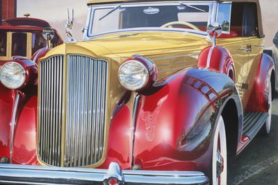 '38 Packard Phaeton Body