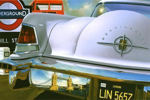 '56 Lincoln Continental by Graham Reynolds