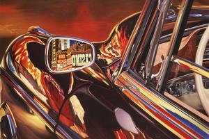 '56 Mercedes by Graham Reynolds
