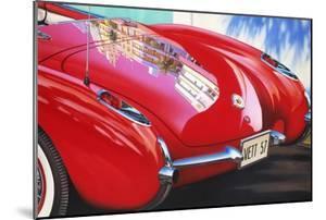 '57 Corvette by Graham Reynolds
