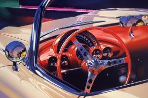 '58 Corvette by Graham Reynolds