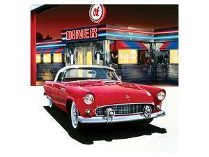 Ford Thunderbird '55 by Graham Reynolds