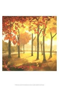 Golden October II by Graham Reynolds