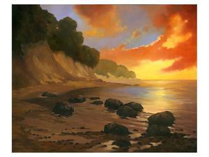 July Evening II by Graham Reynolds